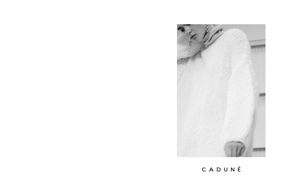 2020 WINTER COLLECTION - CADUNE