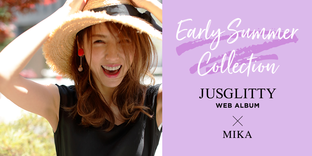 WEB ALBUM vol.29 - JUSGLITTY × 美香