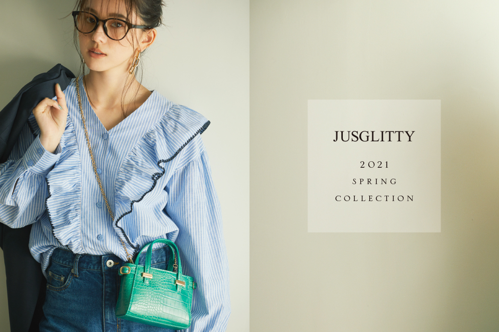 2021 SPRING COLLECTION - JUSGLITTY