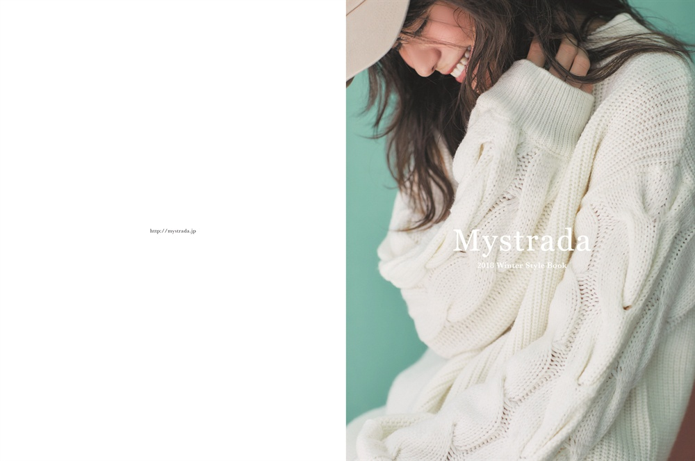 2018 AUTUMN COLLECTION - Mystrada