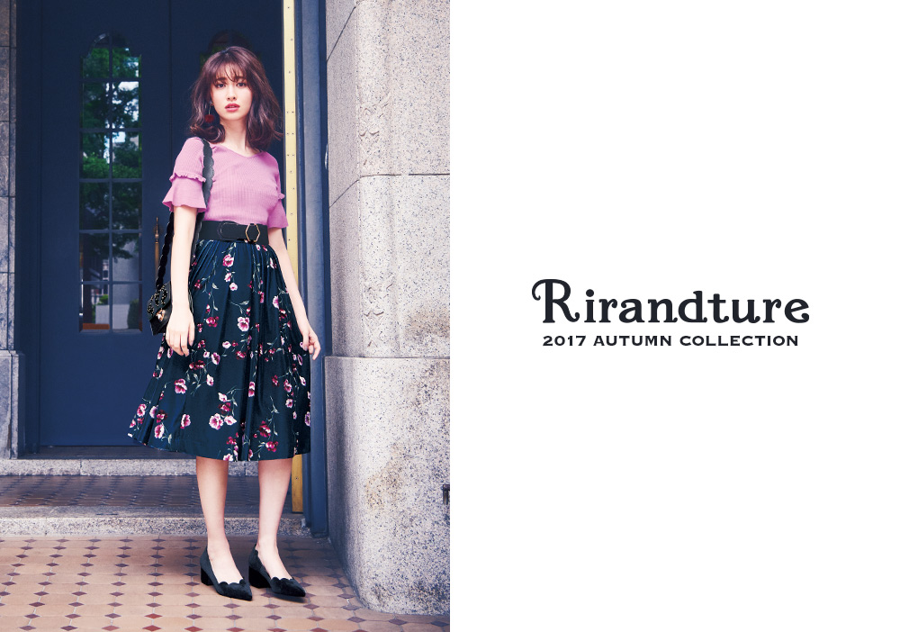 2017 Autumn&Winter 1st Collection - Rirandture