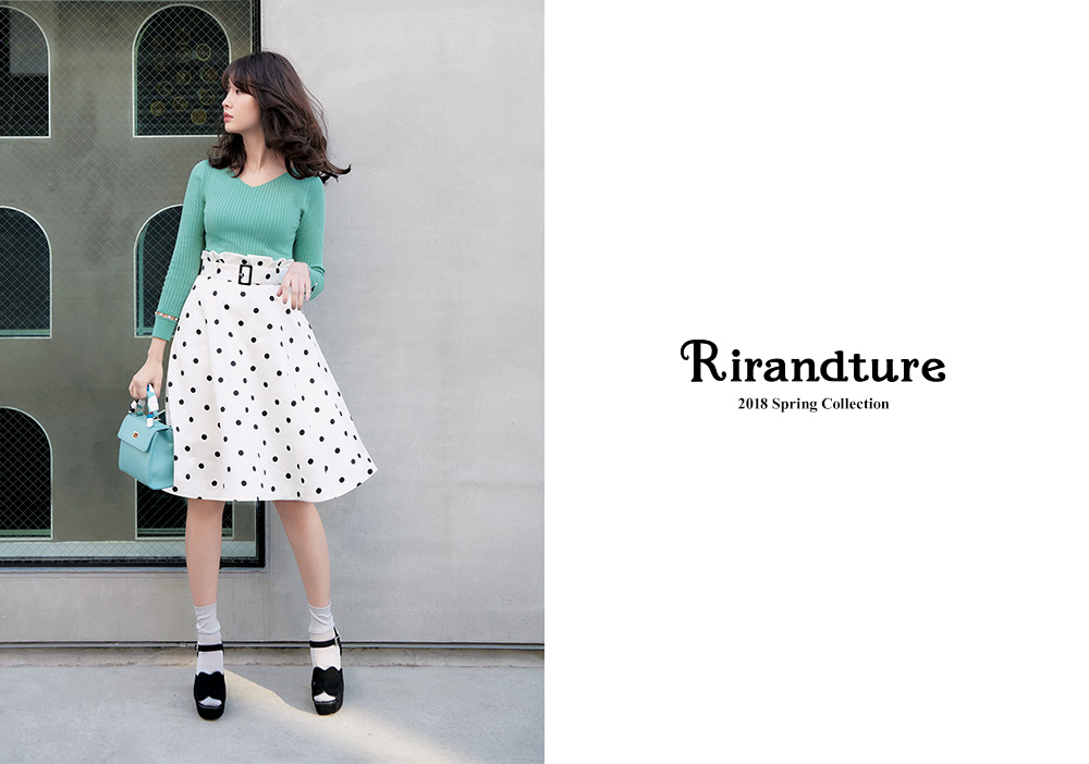 2018 Spring & Summer 1st Collection - Rirandture