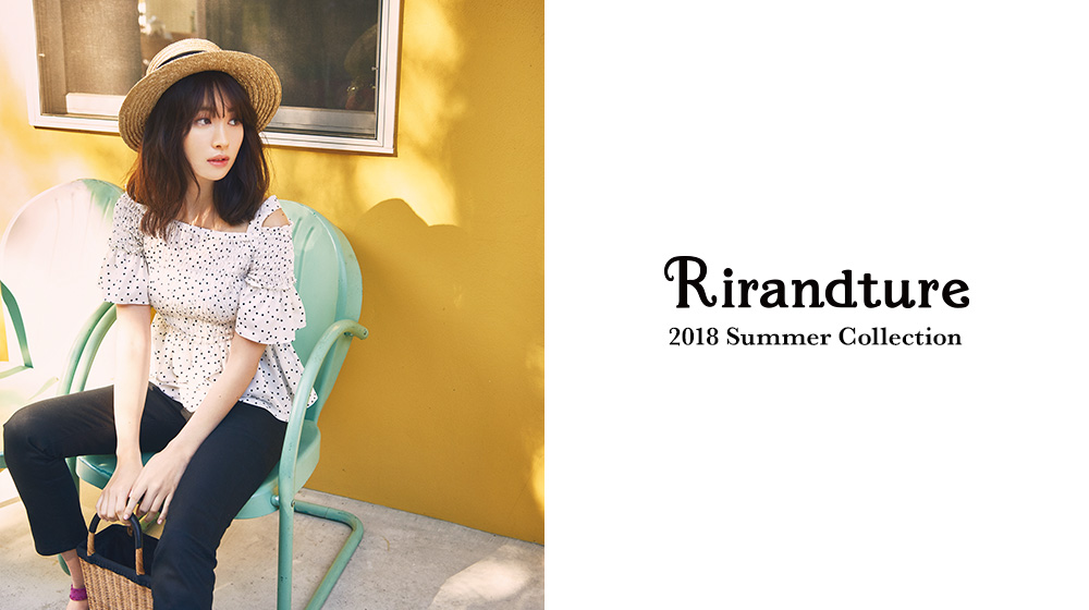 2018 Spring & Summer 2nd Collection - Rirandture