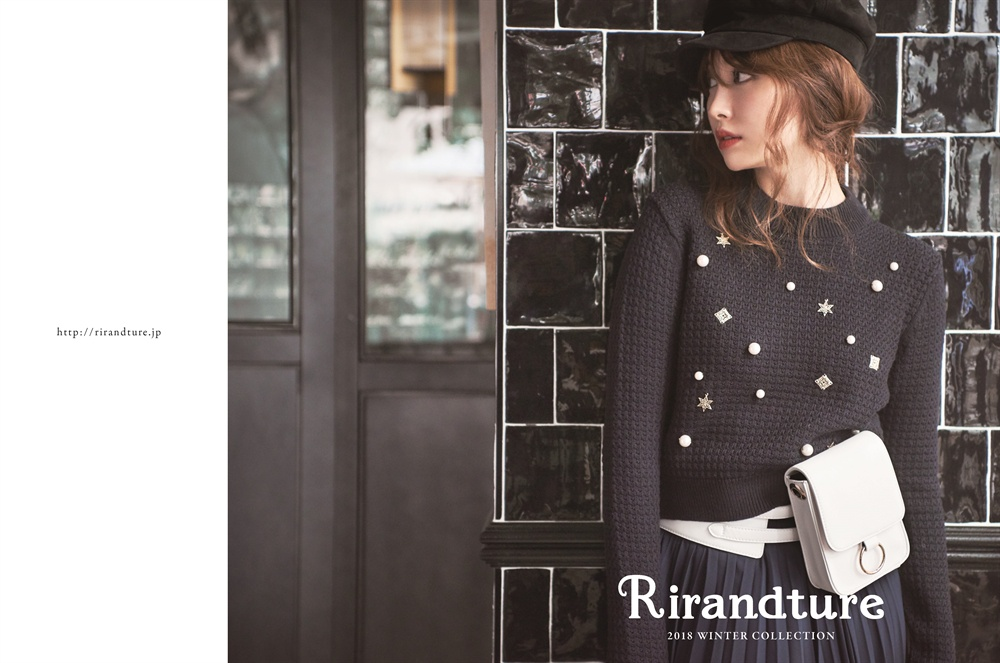 2018 AUTUMN COLLECTION - Rirandture