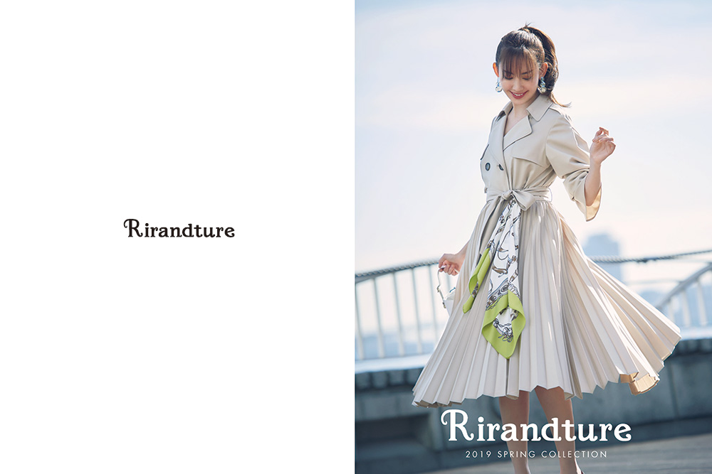 2019 Spring COLLECTION - Rirandture
