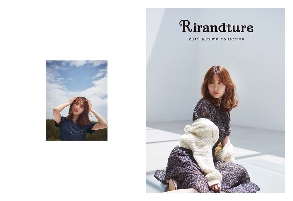2019 Autumn COLLECTION - Rirandture